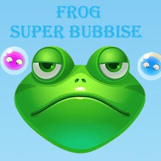 Frog Super Bubbies